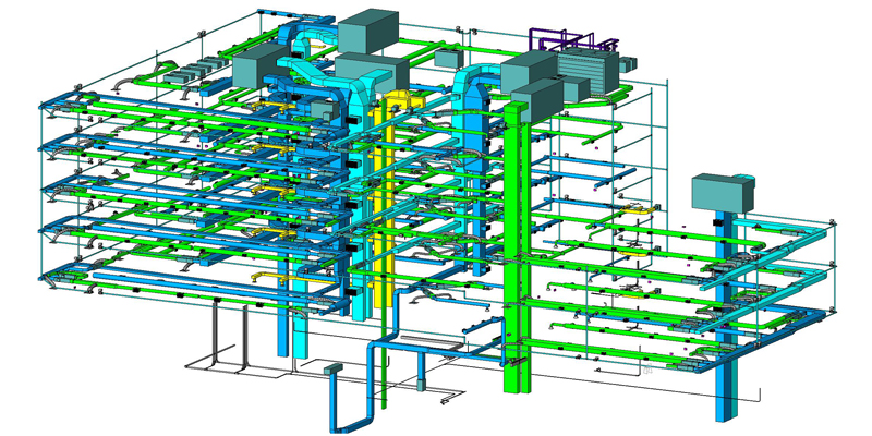 MEP Mechanical and Electrical